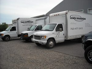 Lewis Insulation Twin Cities