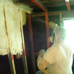Blown in Cellulose Insulation