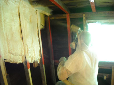 Blown in Cellulose Insulation for your Plymouth home.