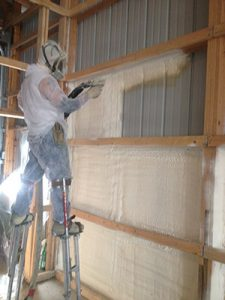commercial insulation contractor