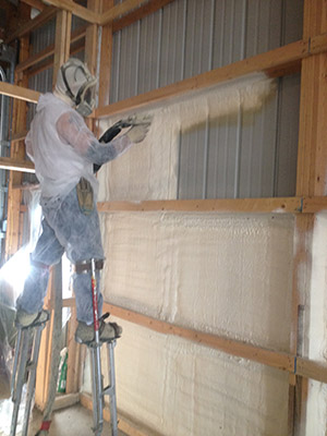 Commercial Spray Foam Insulation Minnesota