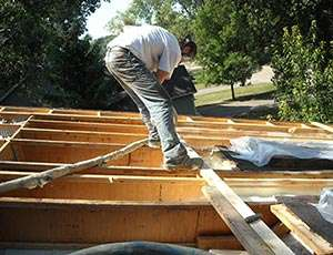 New Construction Home Insulation