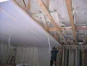 Twin Cities Insulation Installation