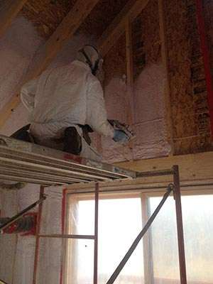 Soundproofing with Blow Cellulose Insulation